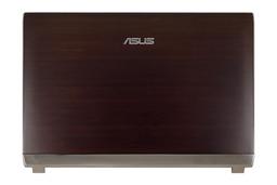 Asus U43JC, U43SD laptophoz használt LCD hátlap WiFi antennával, 13GN3S1AP040-1