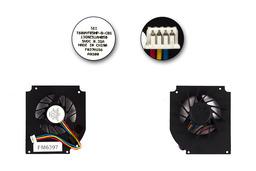 ASUS U5, U5A, U5F laptop hűtő ventilátor (T6009F05MP-0-C01)