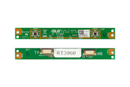 Asus UL30A, UL30VT laptophoz használt touchpad gomb, LED panel, 60-NWTTP1000-D01