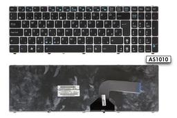 Asus X55 sorozat X55VD ezüst-fekete magyar laptop billentyűzet
