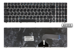 Asus UL50, UL50VT gyári új magyar ezüst laptop billentyűzet (04GNWU1KHU00-3)
