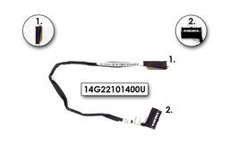 Asus UL80A, UL80V, U45JC laptophoz használt LCD kábel, 14G22101400U