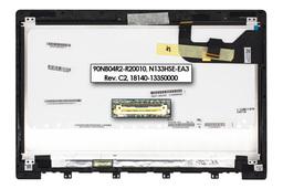 Asus UX303LA, UX303LN gyári új laptop LCD kijelző modul (13.3'' Full HD IPS) (90NB04R2-R20010, N133HSE-EA3 Rev.C2)