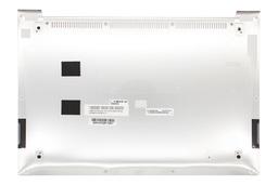 Asus UX32V, UX32VD gyári új magyar ezüst laptop alsó fedél (HDD-hez) (90R-NPOSP1000Y)