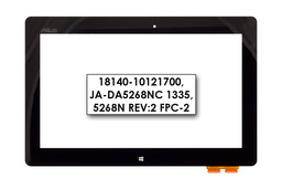 Érintő panel, touchscreen Asus VivoTab Smart ME400C tablethez (18140-10121700, JA-DA5268NC)