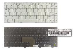 Asus W2, W5, W6, W7 gyári új angol fehér laptop billentyűzet, 04GNHQ1KUS00