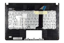 Asus X301A gyári új fekete magyar laptop billentyűzet modul, 90R-NLO1K1G00U