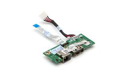 Asus X301A, X401A, X501A használt laptop DC/USB modul kábellel (60-NLOIO1001-C01)