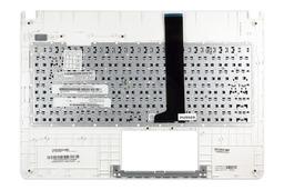 Asus X401A, X401U gyári új fehér magyar laptop billentyűzet modul, 0KNB0-4105HU00