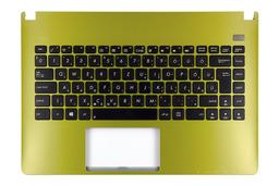 Asus X401A, X401U gyári új zöld magyar laptop billentyűzet modul (0KNB0-4105HU00)