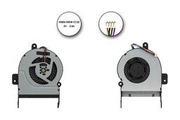 Asus X55 sorozat X55VD laptop hűtő ventilátor