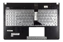 Asus X501, X501A gyári új fekete-fekete magyar laptop billentyűzet, 90R-NM01K1D80U