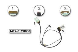 Asus X502CA gyári új laptop LCD kábel, 1422-01CU000
