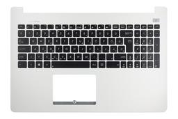 Asus X502CA gyári új magyar fehér laptop billentyűzet modul, 90NB00I2-R31HU0