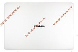 Asus X502CA laptophoz gyári ú fehér LCD kijelző hátlap, 13NB00I2AP0101