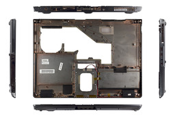Asus X51, X51R, X51RL laptophoz használt alsó fedél hangszórókkal(13GNQK1AP020)