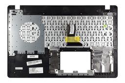 Asus X550CA, X550CC gyári új magyar piros laptop billentyűzet modul, 90NB00T7-R31HU0