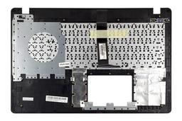 Asus X550CA, X550CC, X550VC használt ezüst-fekete magyar laptop billentyűzet modul, 90NB00T1-R31HU0