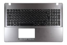 Asus X550DP  gyári új magyar szürke laptop billentyűzet modul, 90NB01N2-R31HU0