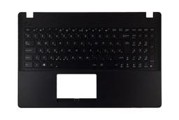 Asus X551CA használt magyar fekete laptop billentyűzet modul, 90NB0341-R30120