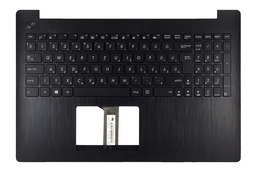 Asus X553MA gyári új magyar fekete laptop billentyűzet modul, 90NB04X1-R31HU0