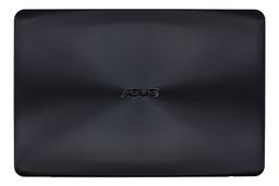 Asus X555DG, X555UA gyári új fekete laptop LCD kijelző hátlap (90NB064A-R7A001)