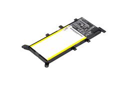 Asus X555LA, X555LD, X555LN, X555LF gyári új 37Wh-s laptop akku/akkumulátor (0B200-01000200, 0B200-01000400, C21N1347)