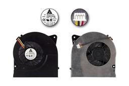 Asus X71, X71SL, N70, N90, M70 gyári új laptop hűtő ventilátor (KDB0705HB)