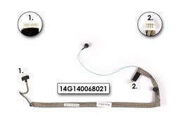 Asus Z96 laptophoz használt webkamera kábel mikrofonokkal, 14G140068021