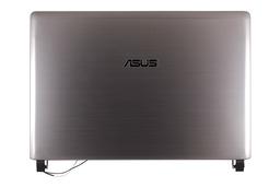 Asus Zenbook U32U, U32VM laptophoz gyári új LCD hátlap WiFi antennával, zsanérral és kábellel, 13GN2J1AM020-1