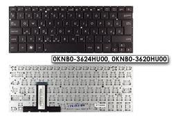 Asus ZenBook UX31A használt magyar pezsgő laptop billentyűzet, 0KNB0-3620HU00