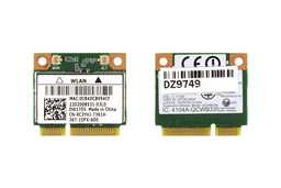 Atheros QCWB335 használt Mini PCI-e (half) WiFi kártya Dell laptophoz (DW1705)