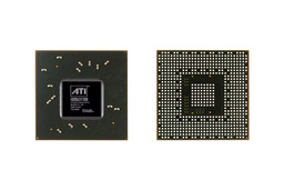 ATI Mobility Radeon X700 GPU, BGA Video Chip 216CPIAKA13FG csere, videokártya javítás 1 év jótálással