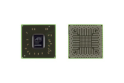 Ati Radeon Graphics GPU, BGA Video Chip 216-0707001 csere, videokártya javítás 1 év jótálással