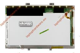 AU Optronics B154EW04 WXGA CCFL 15.4 inch használt fényes c kategória laptop kijelző