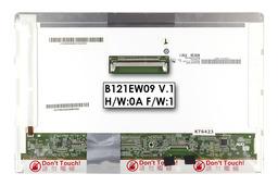 AU OPTRONICS B121EW09 V.1 használt LCD kijelző 12.1 WXGA B121EW09