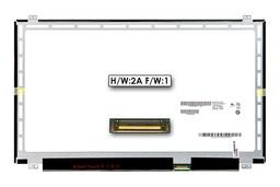 AU Optronics B156XW04 V.7 használt B kategóriás (Pixelhiba) matt 15.6'' HD (1366x768) eDP LED laptop Slim kijelző (csatlakozó: 30 pin - jobb)