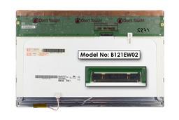 AUO B121EW03 V.7 (12.1 inch) WXGA 1280x800 gyári új fényes laptop kijelző