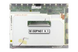 AUO B150PG01 15''  SXGA+ használt matt laptop kijelző, B150PN01 V.1
