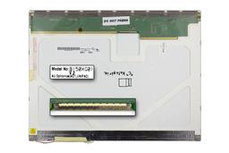 AUO B150XG01 15 inch CCFL XGA 1024x768 használt matt C-kategóriás laptop kijelző