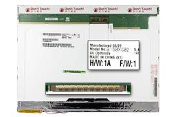 AUO B150XG02 V.4 15'' XGA Használt laptop kijelző 13N7139