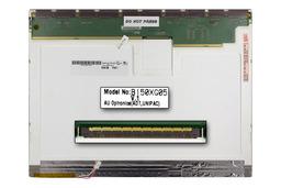 AUO B150XG05 V1 15 inch CCFL XGA használt fényes laptop LCD kijelző