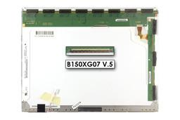 AUO B150XG07 V5 15 inch CCFL XGA használt fényes laptop LCD kijelző