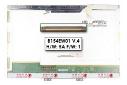 AUO B154EW01 15.4 inch WXGA használt fényes laptop kijelző