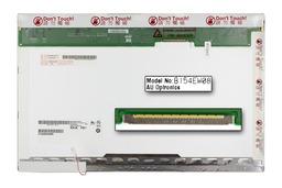 AUO B154EW08 V.1 15,4 inch CCFL WXGA 1280x800 használt fényes laptop kijelző