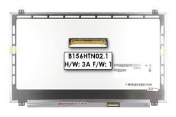 Gyári új matt 15.6'' Full HD (1920x1080) LED laptop Slim kijelző (csatlakozó: 40 pin - jobb)