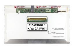 AUO B156XTN02.1 használt B kategóriás HD LED matt laptop kijelző