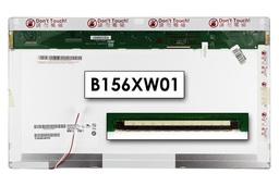 AUO B156XW01 V.1 1366x768 HD CCFL gyári új matt laptop kijelző