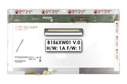 AUO B156XW01 v.2 WXGA 1366x768 HD CCFL hibás használt kijelző, C kategóriás