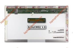 AUO B156XW02 V.0 (15.6 inch) 1366x768 HD LED használt fényes laptop kijelző